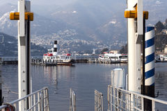 Lake_como Stockfotos