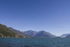 Lake Como Arkivbilder