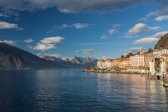 Lake Como - Bellagio,Italy Royalty Free Stock Photos
