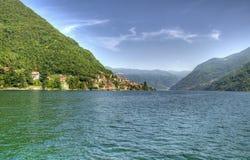 Lake Como - Italy Stock Image