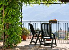 Lake Como, Italy Stock Photography