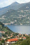 Lake Como in Italy Royalty Free Stock Image