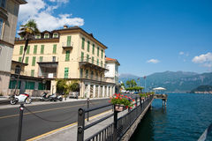 Lake Como, Italy. Royalty Free Stock Photo