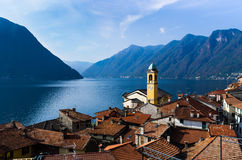 Lake Como - Italy Stock Photography