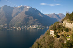 Lake Como, Italy Royalty Free Stock Photography