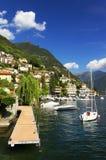 Lake Como. In Italy, Europe Stock Photos