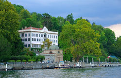 Lake Como Stock Photo