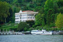 Lake Como Stock Photos