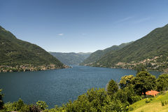 Lake of Como Italy Royalty Free Stock Image