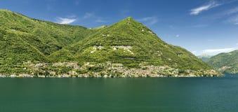 Lake of Como Italy Royalty Free Stock Image