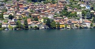 Lake of Como Italy Royalty Free Stock Photo