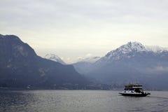 Lake Como - Italy Stock Photography