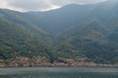 Lake Como , Italy. Stock Image