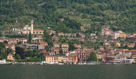 Lake Como , Italy. Stock Images