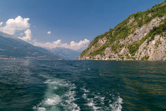 Lake Como Italy Stock Image