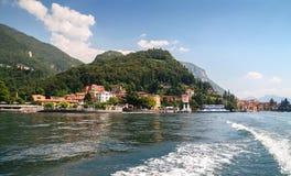 Lake Como,  Italy Stock Image