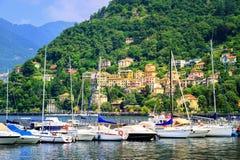 Lake Como, Italy Stock Photos