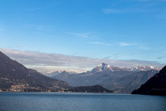 Lake of Como royalty free stock images