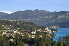 Lake of Como Royalty Free Stock Photo