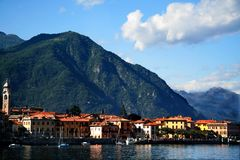 Lake Como Life Stock Photos