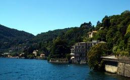 Lake Como Stock Image