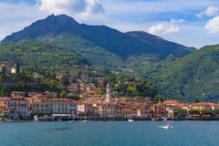 Lake Como, Menaggio, Lombardia,  Italy Royalty Free Stock Photos