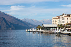 Lake Como, Milan royalty free stock photos