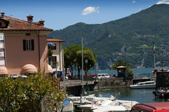 Lake Como in Northern Italy Stock Photography