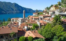 Lake Como royalty free stock photography
