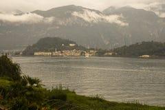 Lake Como San Giovanni Italy Stock Photo