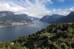 Lake Como Royalty Free Stock Images