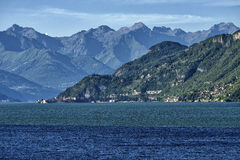 Lake of Como & x28;Italy& x29; Stock Images