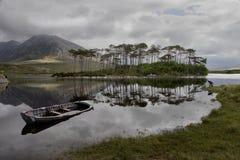 A Lake in Connemara Stock Photos