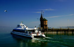 Lake Constance Stock Image