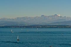 Lake Constance Royaltyfri Foto