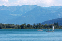 Lake of Constance Royalty Free Stock Image