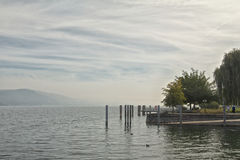 Lake Constance Atmosphere Stock Images