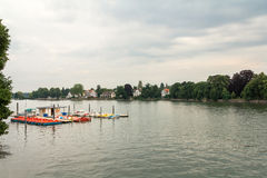 Lake Constance Royalty Free Stock Photo