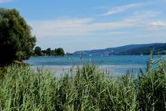 Lake of constance Bodensee Holiday sailing Royalty Free Stock Photos