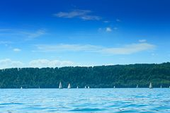 Lake Constance Bodensee Royalty Free Stock Photos