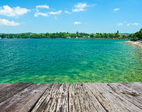 Lake Constance at Germany Stock Images