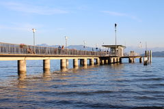 Lake Constance Harbor Royalty Free Stock Photos