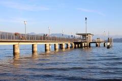 Lake Constance Harbor Royalty Free Stock Photos
