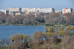 Lake of Constanta Stock Photos