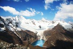 Lake in Cordilleras Royalty Free Stock Photos