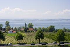 Lake costance Stock Image