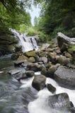 Lake Creek Falls royalty free stock image