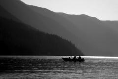 Lake Crescent Stock Image