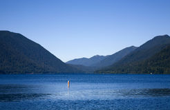 Lake Crescent Stock Photos