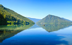 Lake Crescent, Olympic National Park Royalty Free Stock Images